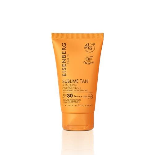 Eisenberg Sublime Tan      Anti-Ageing Facial Sun Care SPF 30