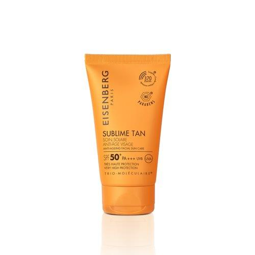 Eisenberg Sublime Tan      Anti-Ageing Facial Sun Care SPF 50+