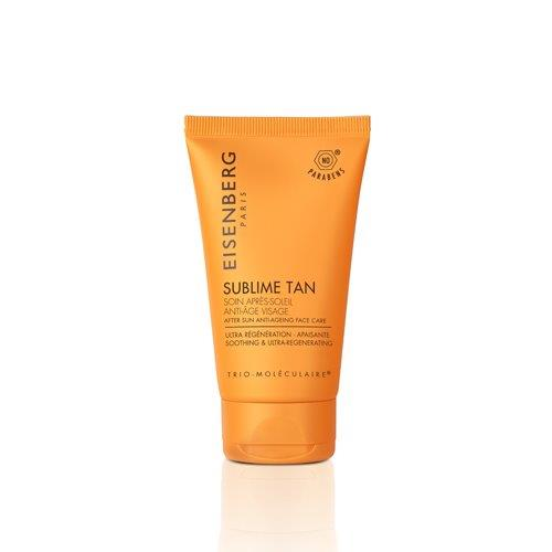 eisenberg sublime tan after sun anti-ageing face care