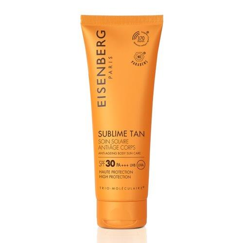 Eisenberg Sublime Tan      Anti-Ageing Body Sun Care SPF 30