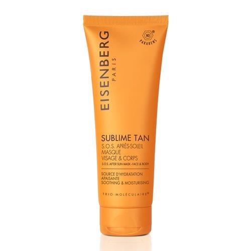 Eisenberg Sublime Tan      S.O.S After Sun Mask Face & Body