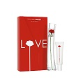 Flower by Kenzo KENZO FBK Valentine's Day Set - EDP 50ml + Hand Cream 20ml 50 ml
