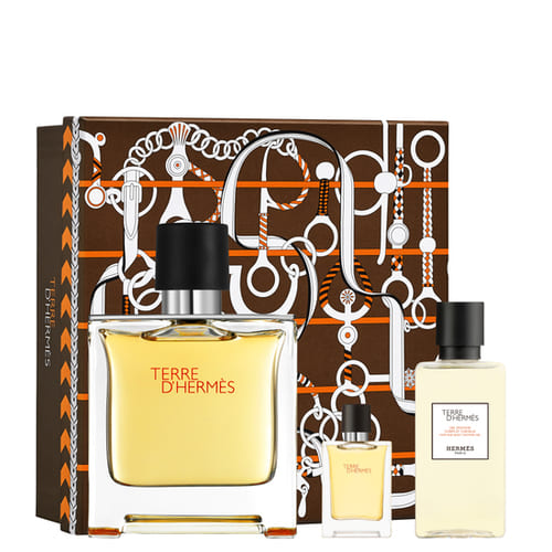 Terre d'Hermès HERMÈS Father's Day Coffret 75 ml
