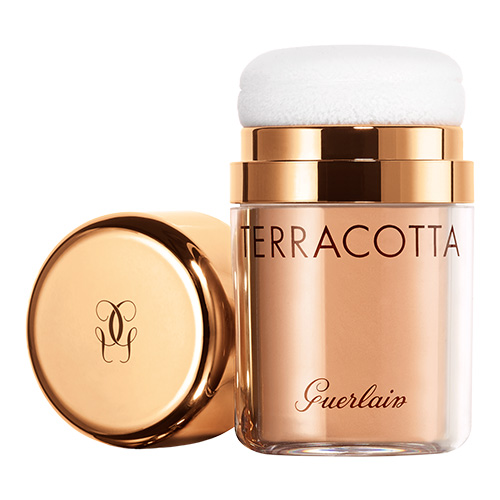Terracotta Guerlain Pó solto On-The-Go 2-Naturel doré