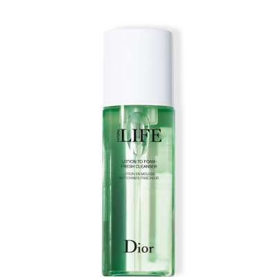 Dior Life Lotion to Foam
