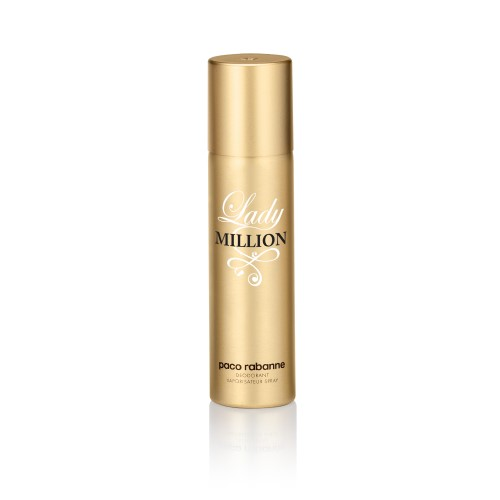 Paco Rabanne Lady Million Desodorizante Natural Spray