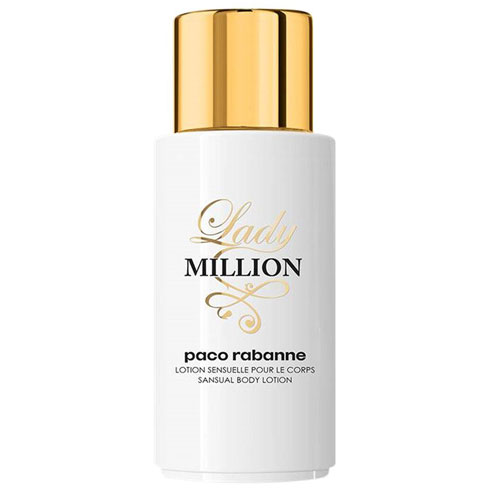 Lady Million Paco Rabanne Body Lotion 150 ml