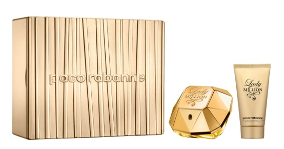 Lady Million Paco Rabanne Lady Million Edp 50ml 50 ml