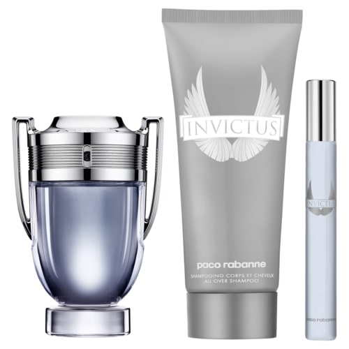 Invictus Paco Rabanne Coffret 50 ml