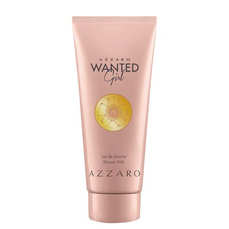 Wanted Girl Shower Milk Azzaro