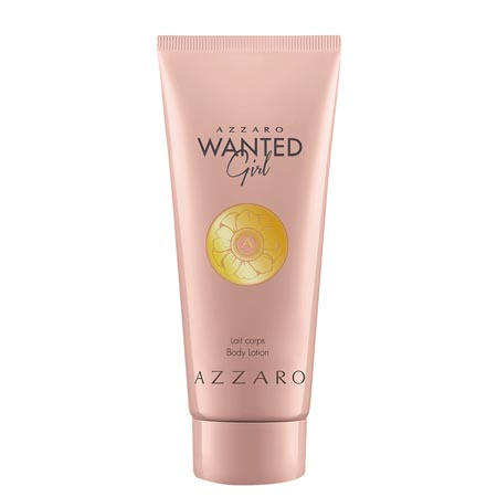 Wanted Girl Body Lotion Azzaro