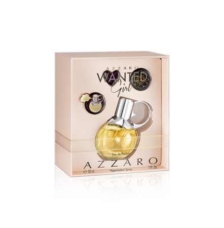 Wanted Girl Azzaro Coffret 30 ml