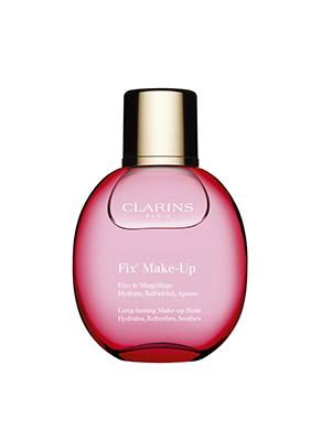 Fix make up Clarins