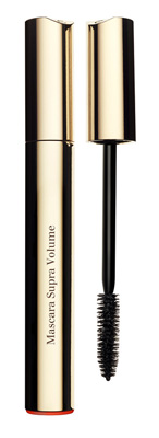 Mascara Supra Volume 01  Black Mascara Clarins