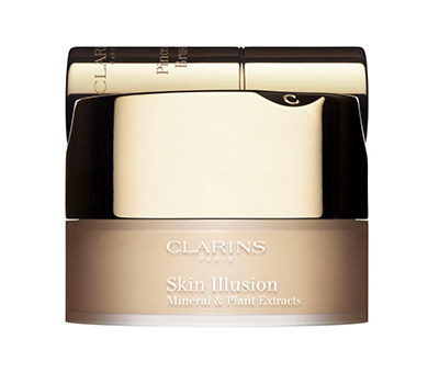 Clarins Base Skin Illusion Mineral & Plant Ext 107