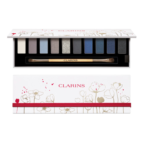 The Essentials Palette Yeux Maquillage Clarins