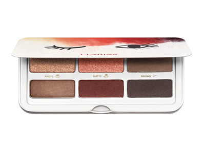 Clarins Palette Ready In A Flash 7.6 gr