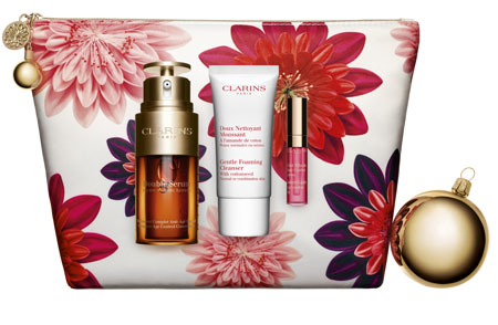 Coffret  Double Serum 30 ml Clarins
