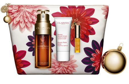 Coffret  Double Serum 50 ml Clarins