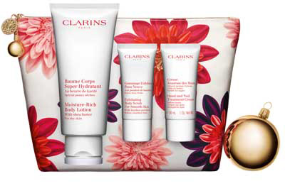 Baume Corps Super Hydratant 200 mlplusCregraveme Clarins
