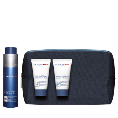 Clarins Gel Rev. 50 ml + Sh 30 ml +Netty v. 30ml 50 ml
