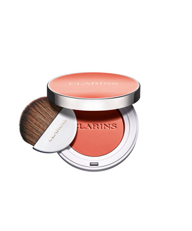 Joli Blush Clarins Blusher  07-Cheeky peach