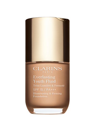 Base Clarins Everlasting Youth Fluid  110-Honey