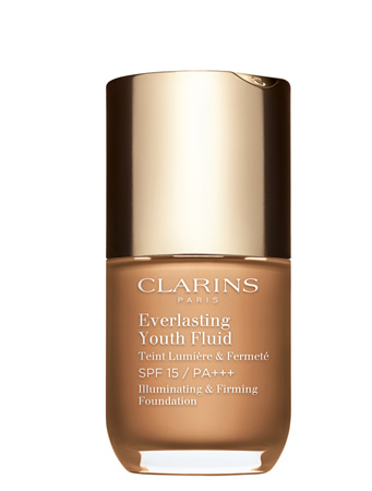 Base Clarins Everlasting Youth Fluid  114-Cappuccino