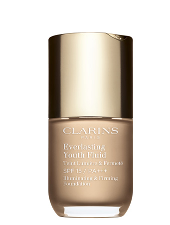 Base Clarins Everlasting Youth Fluid  105-Nude