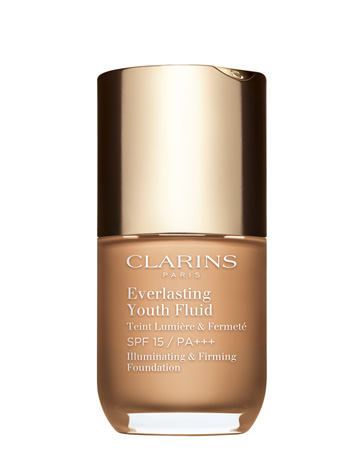 Base Clarins Everlasting Youth Fluid  111-Auburn