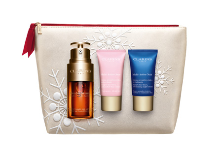 Clarins Coffret Double Serum & Multi-active 30 ml