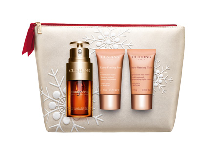 Clarins Coffret Double Serum & Extra-firming 30 ml