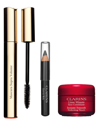 Clarins Mascara Supra Volume 8 ml