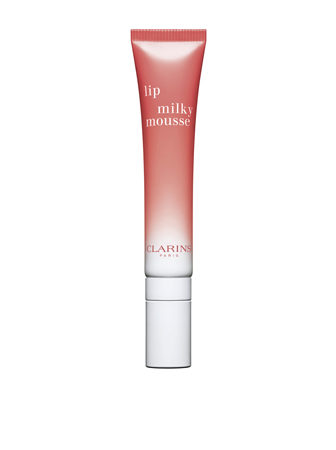 Clarins Lip Milky Mousse 02-Milky peach