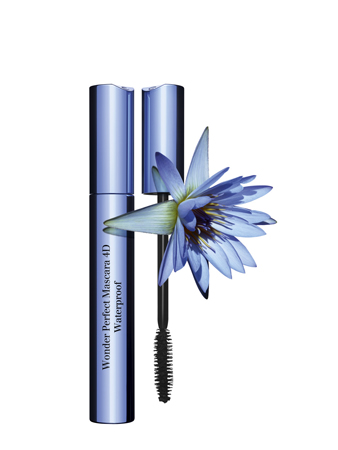 Clarins Mascara Wonder Perfect 4d Waterproof -01 01-Preto