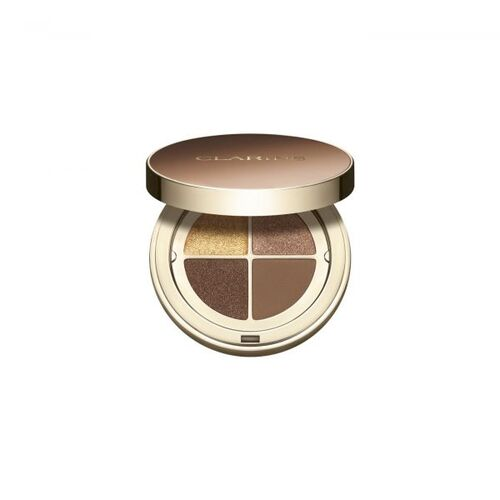 Clarins Ombre 4 Couleurs 04 brown sugar gradat 04-Brown sugar gradation