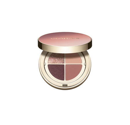 Clarins Ombre 4 Couleurs 01-Fairy tale nude