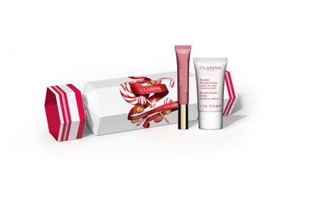 Clarins Holiday Beauty Cracker
