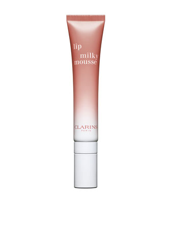 Clarins Lip Milky Mousse 07 Milky Lilac Pink 07