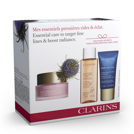 Clarins Value Pack - Multi-active 50 ml