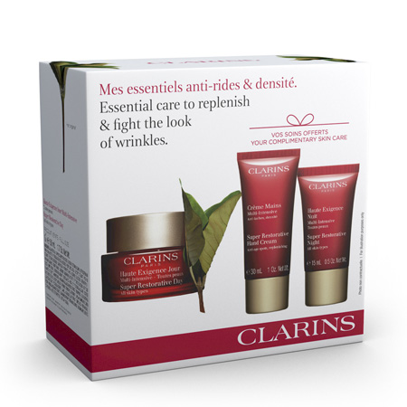 Clarins Value Pack - Multi-intensive 50 ml