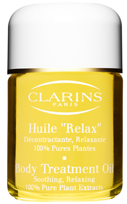 Huile Relax Corpo Clarins