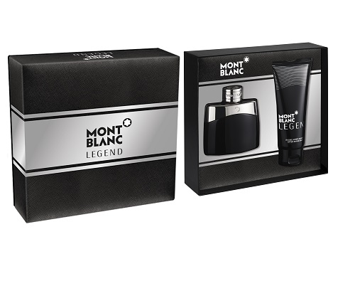 Legend Homme  Edt 50ml  As Balm 100 m Montblanc