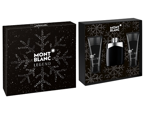 Legend Montblanc Legend H - Edt 100+sg 100+a/s Balm 100 100 ml