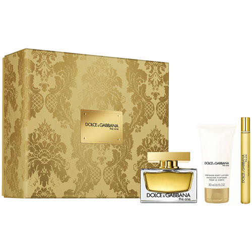 The One Dolce&Gabbana X'Mas Coffret 75 ml