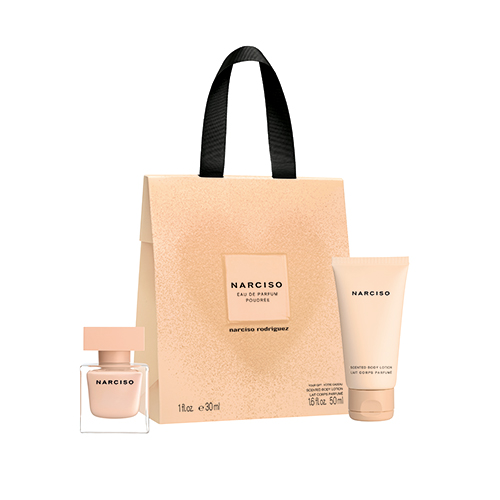 Narciso Narciso Rodriguez Narciso Poudrèe Valentine?s Day Set - EDP 30ml + Body Lotion 50ml 30 ml