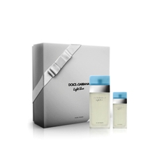 Dolce&Gabbana Light Blue X'Mas Coffret - EDT 100ml + EDT 25ml