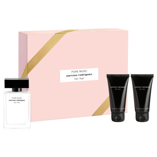 For Her Narciso Rodriguez Pure Musc X'Mas Coffret 50 ml