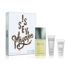 L'eau D'Issey pour Homme Issey Miyake Coffret 125 ml