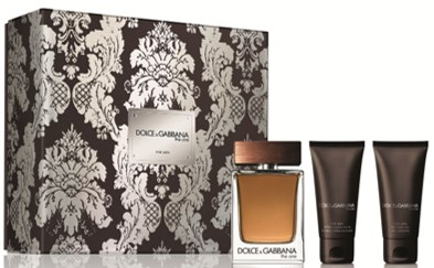 The One For Men Dolce&Gabbana The One For Men Father's Day Set - EDT 100ml + After Shave Balm 50ml + Shower Gel 50ml 100 ml